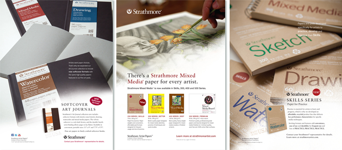 Strathmore Artist Papers