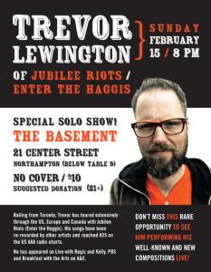 Show Poster for Trevor Lewington