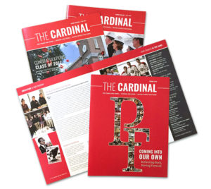 Pope Francis High School Cardinal Magazine