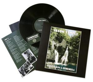 Album Design for Jason Temple